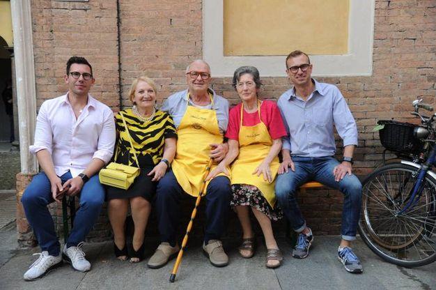 Foto ricordo con grembiule (FotoFiocchi)