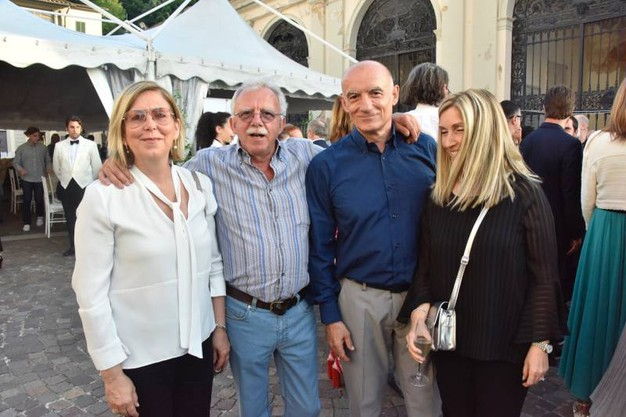Il Galà del Cuore a Montenero (foto Novi)