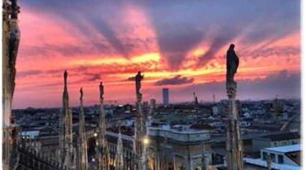 Terrazze del Duomo aperte fino a sera per tutta l\'estate - Cosa Fare ...