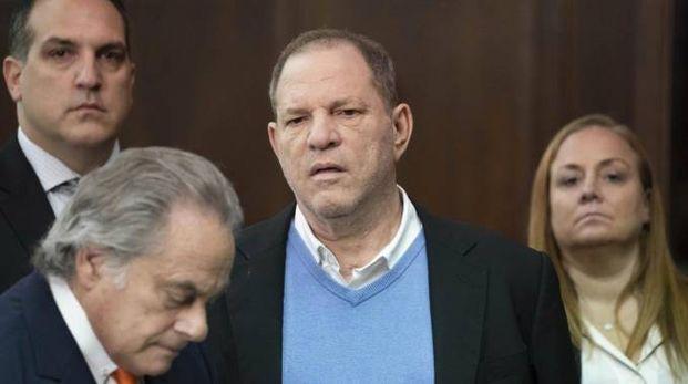Harvey Weinstein (Ansa)