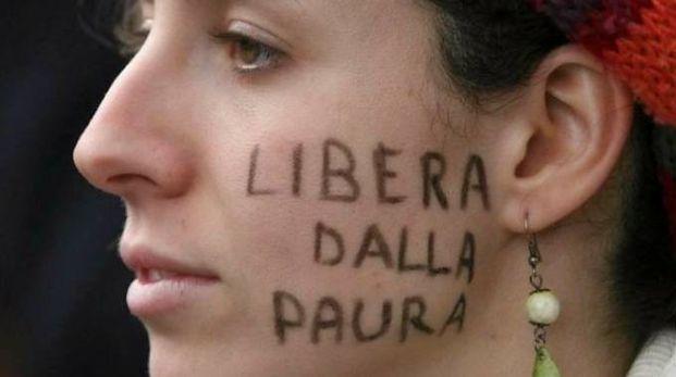 Una donna a difesa del diritto alla libera scelta Sotto Paola Bocci consigliere  regionale del Pd