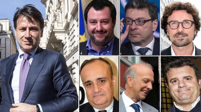 Governo M5S-Lega, ministri dalla Lombardia