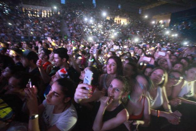Fans in delirio (foto Antic)