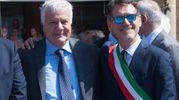Galletti e Merola (FotoSchicchi)