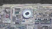 La Volgograd Arena (Ansa)