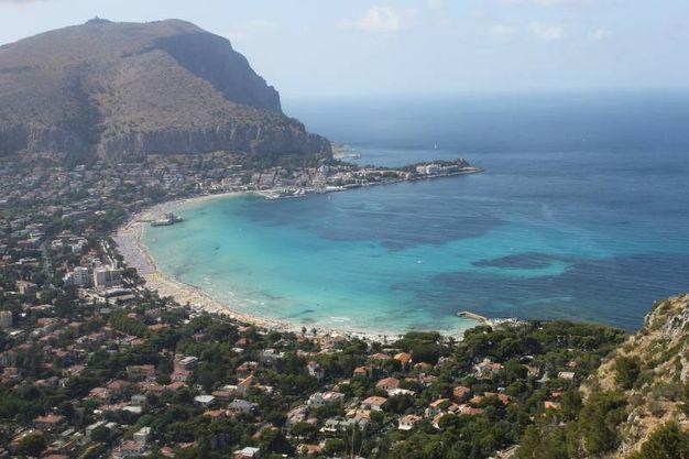 Palermo - costa Lazur
