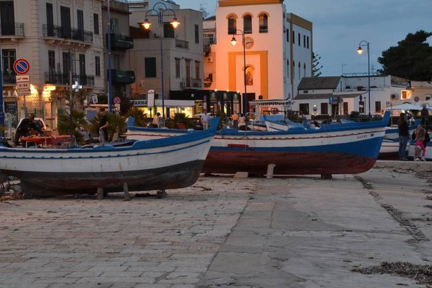 Palermo, barche