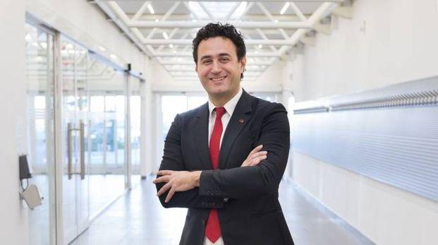 Gianmaria Balducci, presidente Cefla