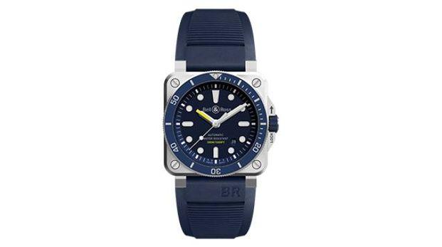 Bell & Ross Diver Blue