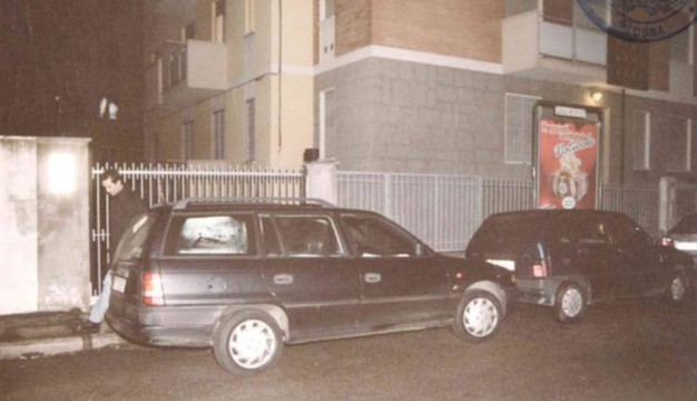 La scena del delitto: era il 1999