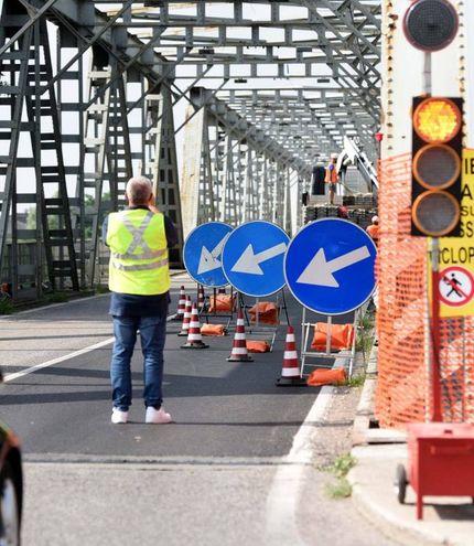 Da lunedì 11 giugno il ponte sarà completamente chiuso (BusinessPress)