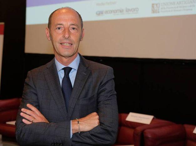 Riccardo Tramezzani, responsabile della macro area territoriale Milano-Emilia Romagna di UBI Banca
