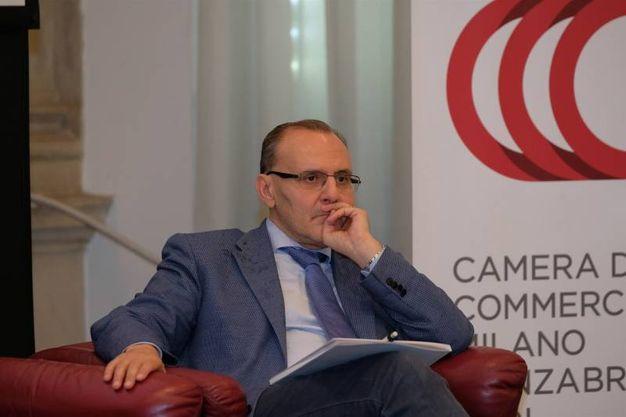 Marco Accornero, segretario generale dell'Unione Artigiani e membro di giunta della Camera di Commercio Milano Brianza Lodi