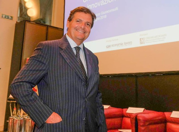 Lorenzo Pugassi presidente di Inoxfucine