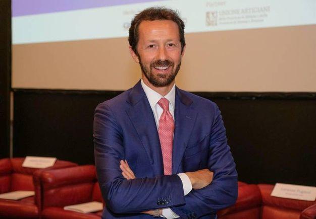 Valerio Momoni, direttore centro studi, sviluppo strategico e marketing di Cerved