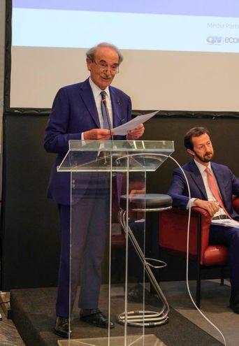 Carlo Edoardo Valli, vicepresidente della Camera di Commercio Milano Monza Brianza Lodi