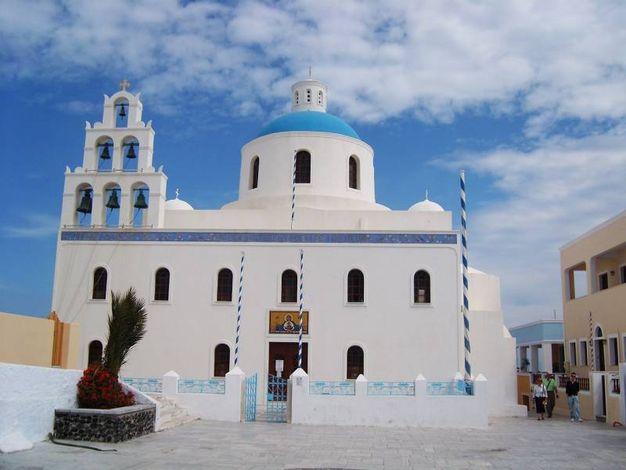 Mykonos - chiesa ortodossa