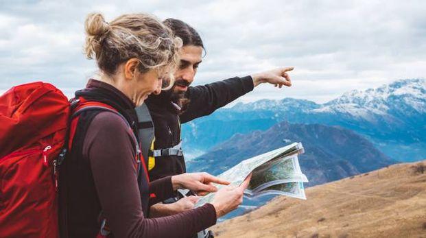 La guida alpina, mestiere rischioso per il tumore alla pelle - foto deimagine istock