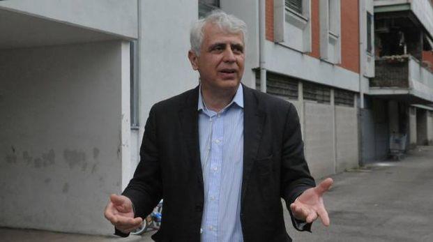 L'agente immobiliare Lorenzo Arseni