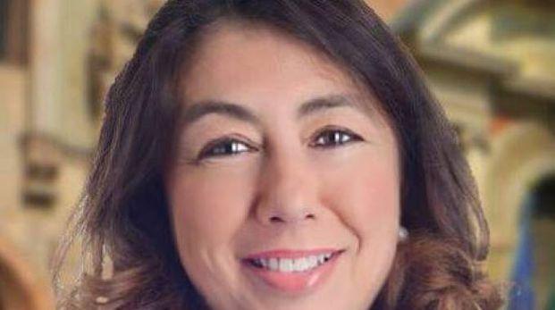 Dora Palumbo, eletta in Consiglio comunale con i grillini nel 2016