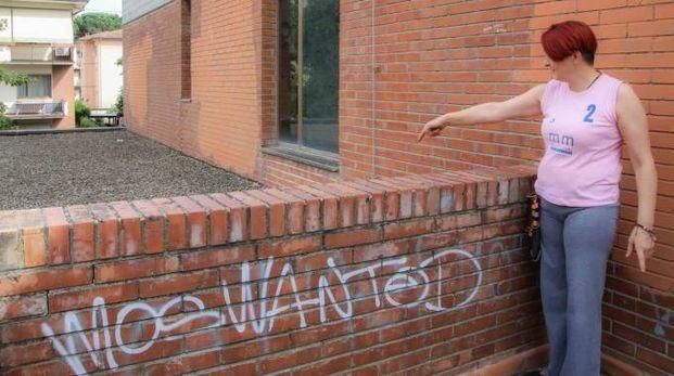 Vandalismi a scuola (foto Tommaso Gasperini/Germogli)