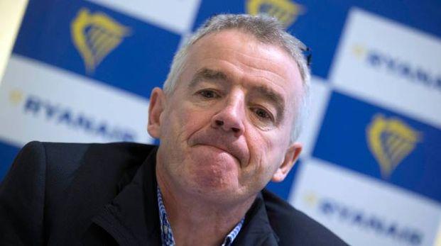 Michael O'Leary, amministratore delegato di Ryanair