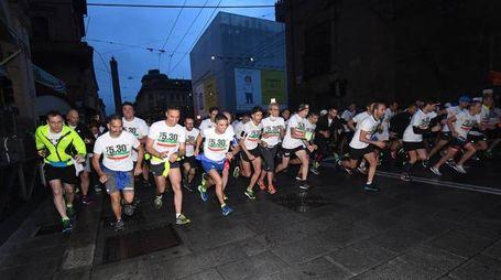 Lo scatto iniziale della Run 5.30 (FotoSchicchi)