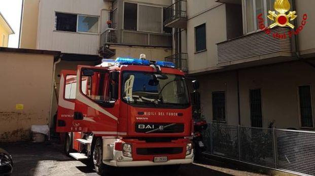 Incendio in hotel