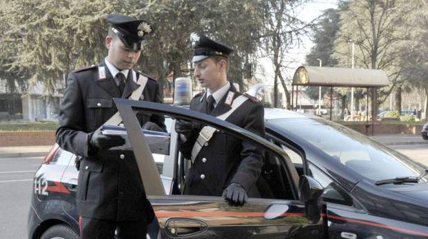 L'arresto è stato eseguito dai carabinieri