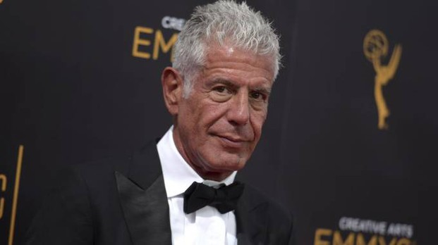 Anthony  Bourdain, lo chef trovato morto (Ansa)