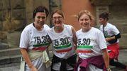 Tre amiche da 'Run 5.30' (FotoSchicchi)