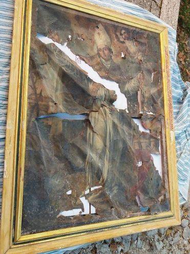 Quel Sant'Agostino sepolto dalle macerie