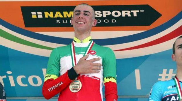 Il campione uscente Antonio Puppio