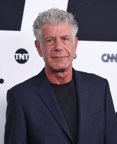 Anthony Bourdain (Lapresse)