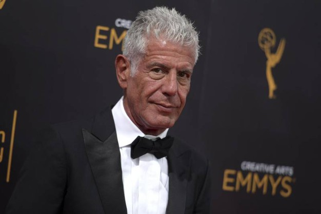 Anthony Bourdain (Ansa)