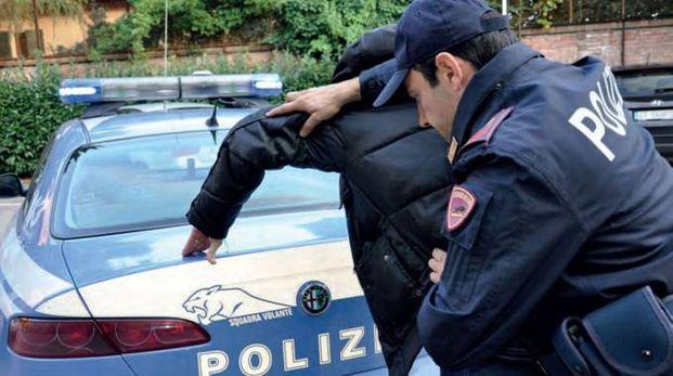 Controlli della polizia (foto d'archivio)