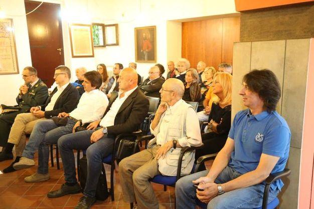 Il pubblico in sala (Fotoprint)