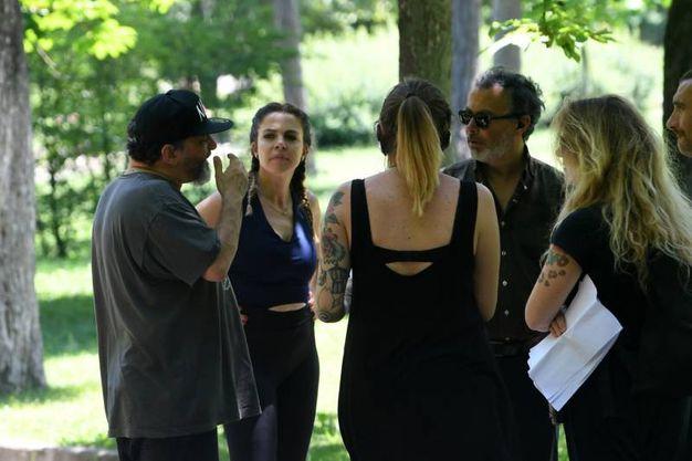 Coliandro è firmato dai fratelli-registi Manetti Bros (foto Schicchi)