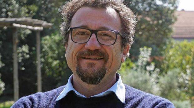 Francesco Mati, presidente del distretto vivaistico di Pistoia