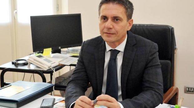 Il sindaco di Trezzo Roberto Maviglia