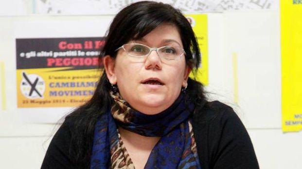 Natascia Guiduzzi, capogruppo M5S in Consiglio comunale (Foto Ravaglia)
