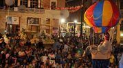 Un mare di gente alla 1/2 Notte Bianca dei bambini (Fotoprint)