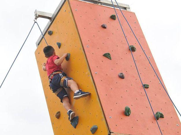 La scalata (Fotoprint)