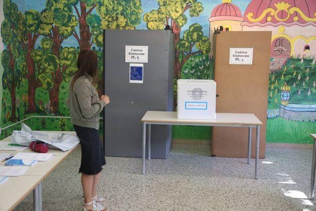 Due gli aspiranti sindaco in lizza a Sarsina (foto Ravaglia)