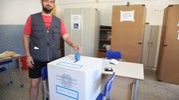 Francesco Romagnoli, candidato sindaco per 'Siamo Sarsina'(foto Ravaglia)