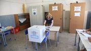I seggi a Sarsina (foto Ravaglia)