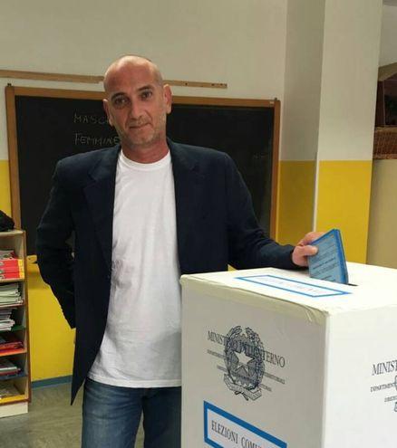 Massimo Marcelli Flori, candidato di Falconara a Sinistra