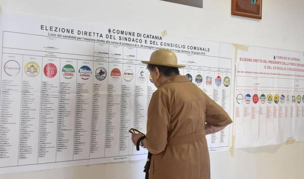 Urne aperte in molti comuni italiani: quasi 7 milioni al voto (Ansa)