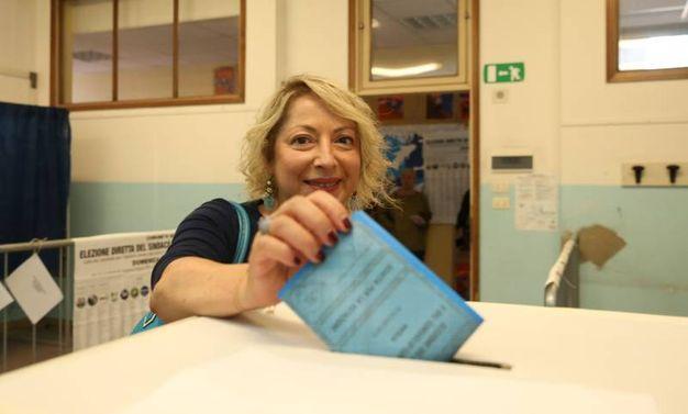 Brescia, la candidata sindaca per il centrodestra Paola Vilardi