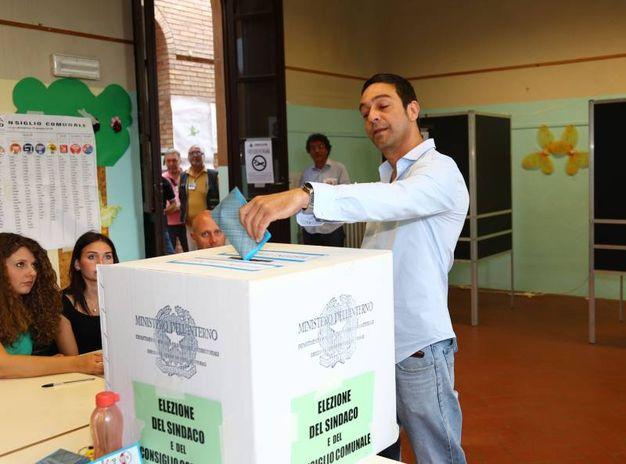 Pisa, Gabriele Amore, candidato MrS (Lapresse)